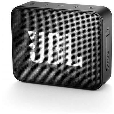 JBL Speaker Audio Portatile GO 2 Bluetooth Waterproof Vivavoce Colore Nero