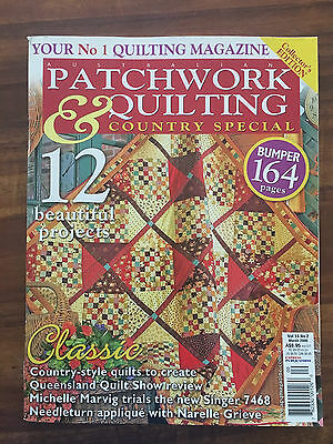 Australian Patchwork and Quilting Vol 14 No 2 -  March 2006