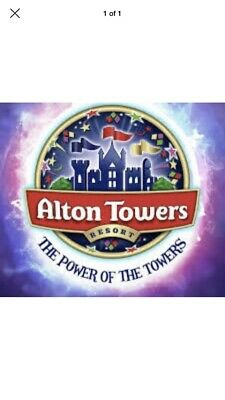 Alton Towers E-tickets