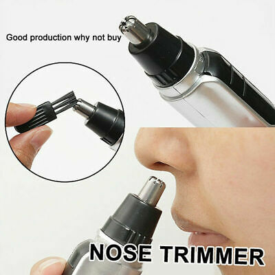 New Washable Electric Nose Ear Hair Trimmer & Shaver Clipper. C0T7