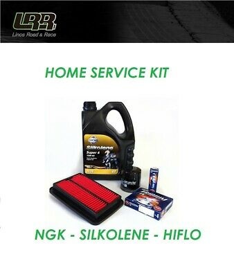 Honda Cbr1000Rr Fireblade 04 Service Kit Super 4 Oil Spark Plug Air & Oil Filter