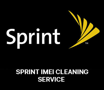 Sprint USA Unbarring Cleaning Service iPhone & all Android Devices |100% Premium