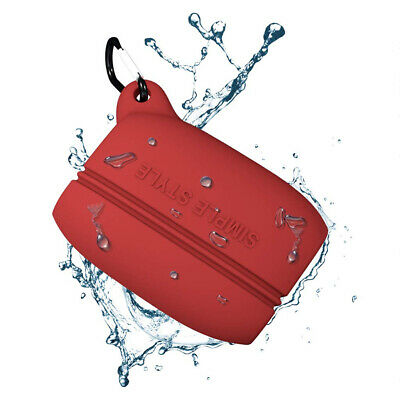 for Jabra Elite Active 65t Earphone Charging Case Silicone Skin Cover Waterproof