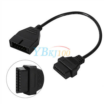 GM OBD1 Scanner Adapter Bluetooth to 12 pin ALDL direct GM OBDI!
