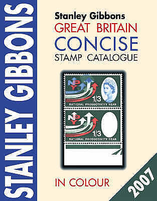 Great Britain Concise Stamp Catalogue, Gibbons, Stanley, Used; Good Book