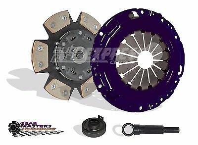 Clutch Kit Stage 3 Gear Masters For Eclipse Turbo 3000Gt Talon Laser Colt Summit