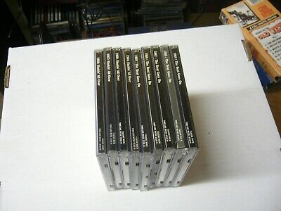 Lot of 9 Time Life Classic Rock CD's Warner 60's Shakin All Over/Beat Goes On