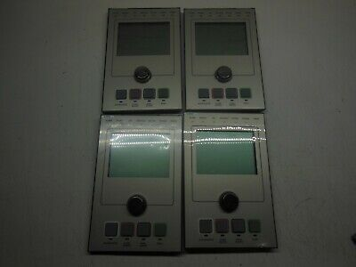 Lot of 4 EDWARDS EST 4X-LCD REMOTE LCD ANNUNCIATOR SCREEN