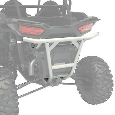 Polaris Rzr Rear Low-Profile Bumper - Bright White