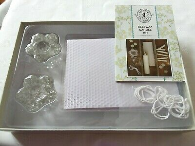 Kirsty Allsopp Beeswax Candle Kit