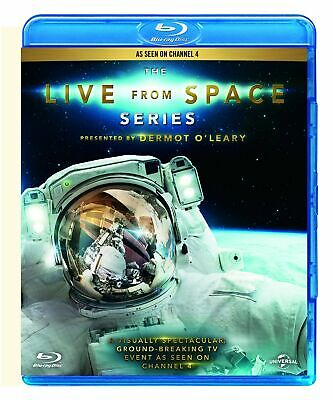The Live From Space Series [2014] (Blu Ray DVD) *GOOD CONDITION*