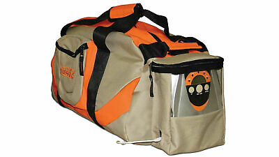 Scent Crusher Ozone Deer Hunting Odor Block Gear Duffel Bag,
