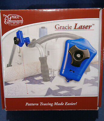 Gracie - Laser Quilter's Stylus, Pattern Tracing