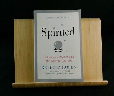 Spirited: Unlock Your Psychic Self and Change Your Life by Rebecca Rosen  PB