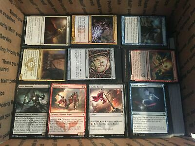 Magic the Gathering MTG Instant Collection Lot 4000+ Cards Bulk Common/Uncommon