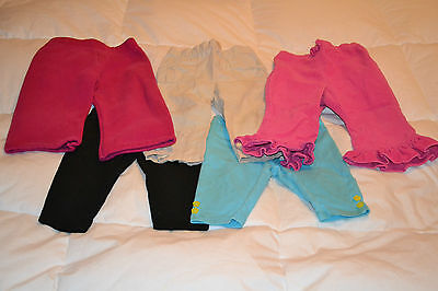 Girls Bottoms- Size 18 Months- Lot of 5