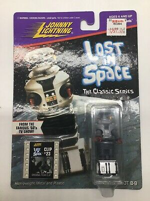 Johnny Lightning Lost in Space Classic TV Robot B-9