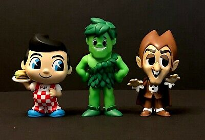 Funko Mystery Minis Ad Icons: Big Boy, Jolly Green Giant & Count Chocula