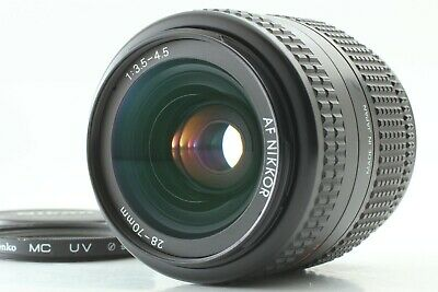 【TOP MINT】 Nikon AF Nikkor 28-70mm f/3.5-4.5 D Full Frame Zoom Lens Japan 1908