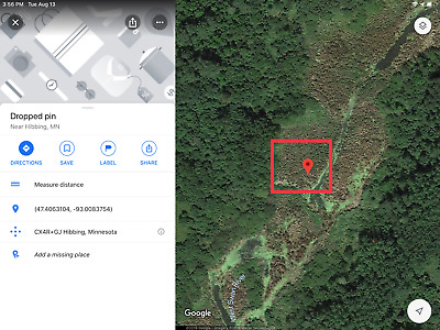 Land for sale-50 ft of waterfront