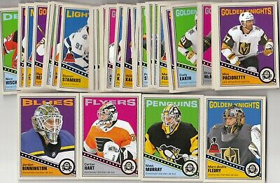 19/20 O-Pee-Chee OPC Retro Parallel #232 Jared McCann - Pittsburgh Penguins