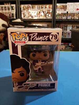 Funko Pop! Rocks Prince #79 Vinyl Figure