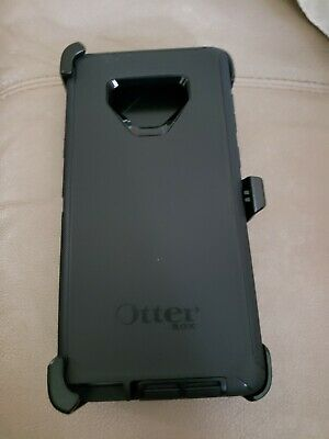 OtterBox Defender Series Case and Holster for Samsung Galaxy Note9 - Black