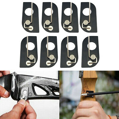 Archery Magnetic Arrow Rest Recurve Bow Shoot Hunting Right Left Hand TG