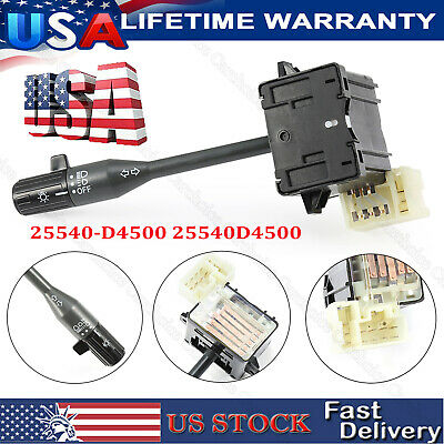 Headlight Turn Signal Combination Switch for 1987-1990 Nissan Sentra 25540D4500
