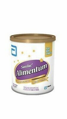 Similac Alimentum Hypoallergenic Infant Formula - Suitable from Birth 400g NEW