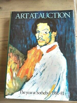 Art at Auction. The Year at Sothebys. 1980-81