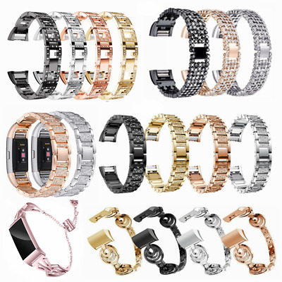 Various Band Replacement Wristband Strap Bracelet For Fitbit Charge 3 Watch