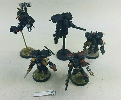 Warhammer 40k Space Marines Blood Angels Assault Squad Death Company 177