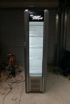 Commercial Glass Door Millers Bar Fridge Great For Grand Final Party