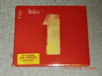 The Beatles. One. Apple Lc 2099 (Cd & Booklet Set).