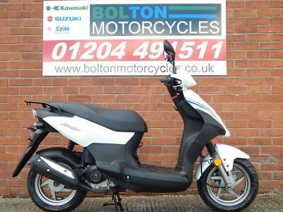 Sym Symply 50 Moped