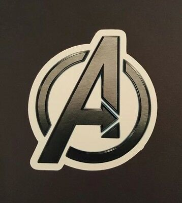 S506 Marvel Avengers logo super hero sticker ,laptop,wall,book,phone,tablet