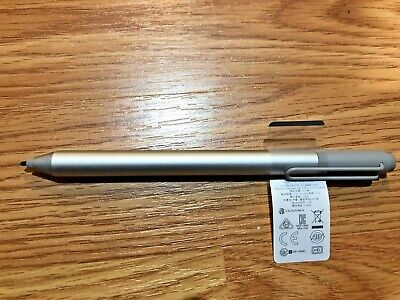 Microsoft Surface Pro 4 Pen Stylus Silver Model 1710 OEM Genuine