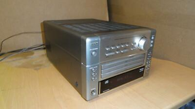 DENON UD-M5 CD RECEIVER-Mini Size-CD Changer Faulty-Receiver Works Well