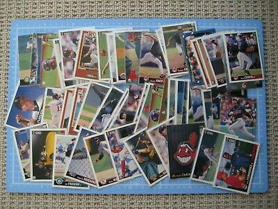 Upper Deck Baseball Cards, 1997 - JOB LOT of 51 Cards