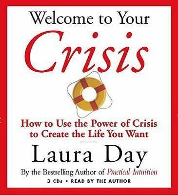 3CDs SEALED Welcome to Your Crisis How to Use Power of Crisis to Create the Life