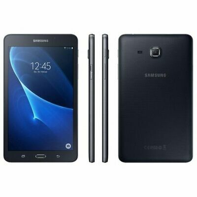 "Samsung Galaxy Tab A SM-T280 Tablet 7"" 8GB WiFi 5MP Cam Android Black"