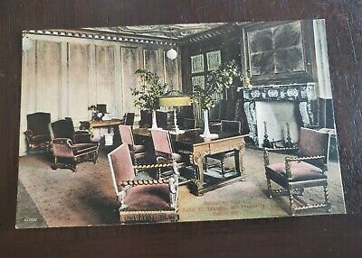 Recreation Room Hotel St. Francis, San Francisco, Cal. Postcard