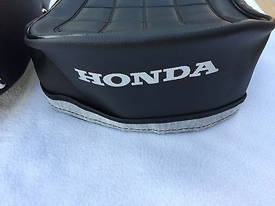 HONDA Z50 A 1972-1978 SEAT COVER ONLY with 8 rivets *Brand New&High Quality*(38)