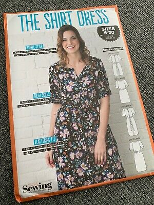 Simply Sewing Pattern The Shirt Dress