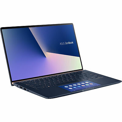 ASUS ZenBook 14-inch Full HD Laptop i7-8565U 16GB RAM 512GB SSD GeForce MX250