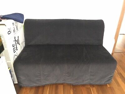 Incredible Used Double Ikea Sofa Bed In Good Condition Comfy In Both Alphanode Cool Chair Designs And Ideas Alphanodeonline