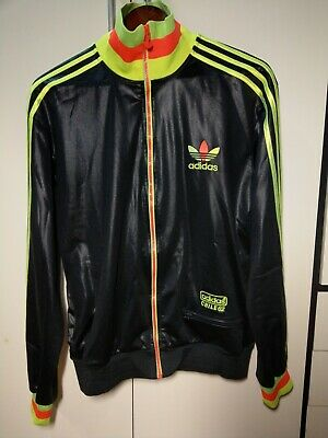 Mens Adidas Chile Rasta Jacket S on PopScreen