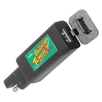 Battery Tender Quick Disconnect w USB Charger