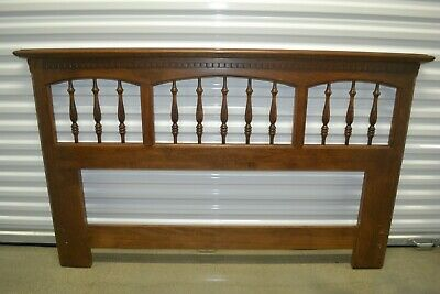 Ethan Allen Classic Manor Queen/Full Headboard Birch Vintage #15-5634 #204